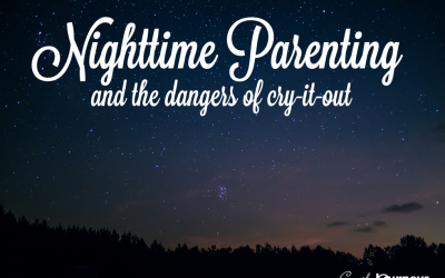 Sleep and Nighttime Parenting